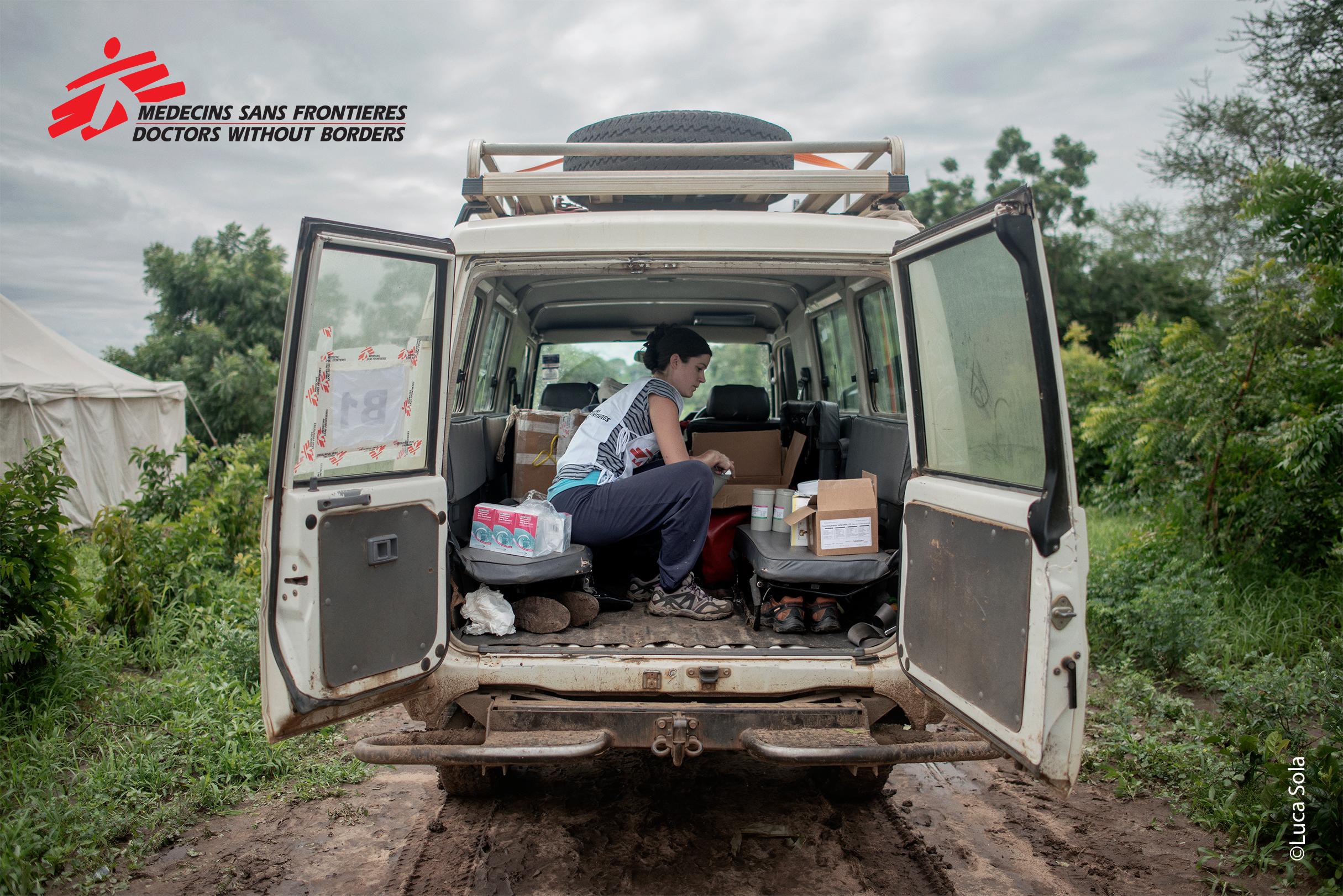 Photo - Malawi Floods © Luca Sola